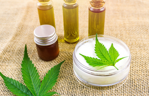 Cannabidiol Oil For Skin